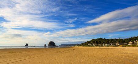Cannon beach, Oregon Stock Photo