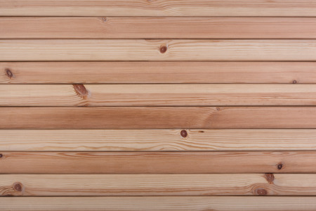 unpainted: Wooden wall made unpainted planks  Textured background image   Stock Photo