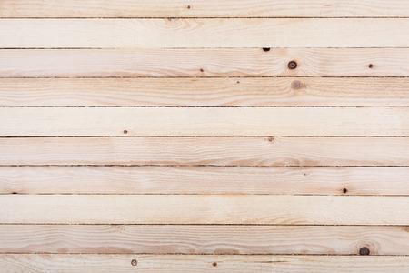 Houten muur gemaakt van onbehandelde planken, afbeelding geweven achtergrond
