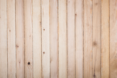 untreated: Wooden fence made of untreated planks