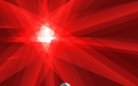 Red rays background abstract divorces with virtual space, striped design flight. Red dark illustration screen. The pattern can be used for banner. Vector Eps 10.