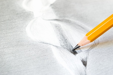 how to draw with pencil photo