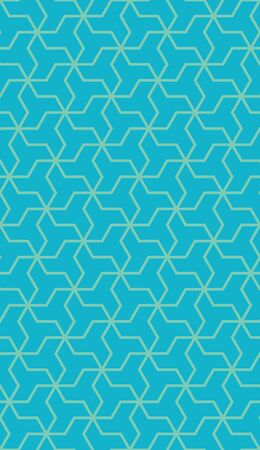 Islamic geometric seamless vector pattern. Arabic geometric seamless background