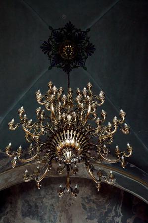 sophia: Sophia church chandelier