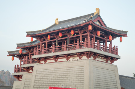tang: Tang Paradise, Xian Editorial