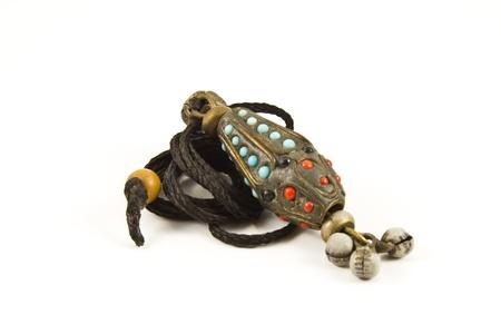 Tibet ancient amulet