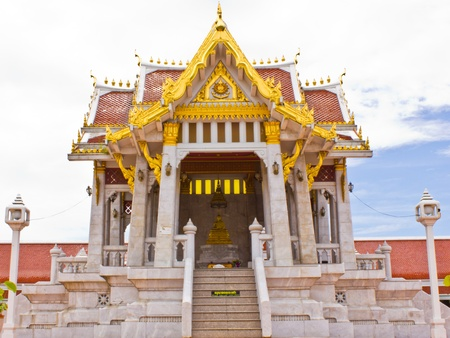 Thai mini temple