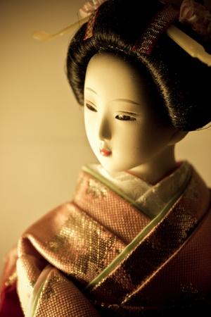kimono doll photo