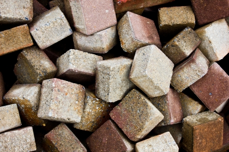 Square bricks