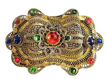 brooch: Antique brooch