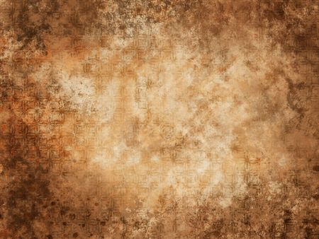 grunge wall texture with floral pattern Stock Photo - 7638050