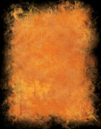 Grunge halloween background Stock Photo - 7978647
