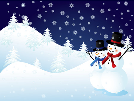 Christmas background Stock Vector - 8069447