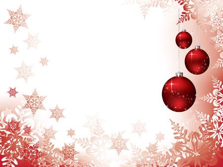 weihnachten zweig: Christmas background