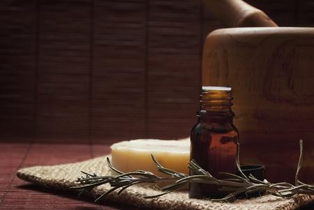 Spa-Essenz-Öl