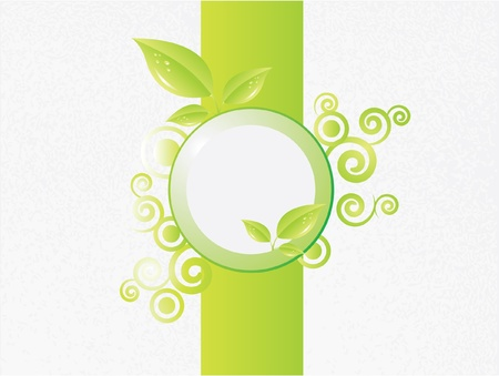 Eco background vector  Vector