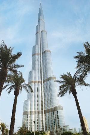 Verenigde Arabische Emiraten: Burj Dubai, Dubai, Verenigde Arabische Emiraten