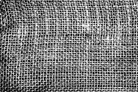 linen texture: Textura de vectores de material de saqueo grunge Vectores