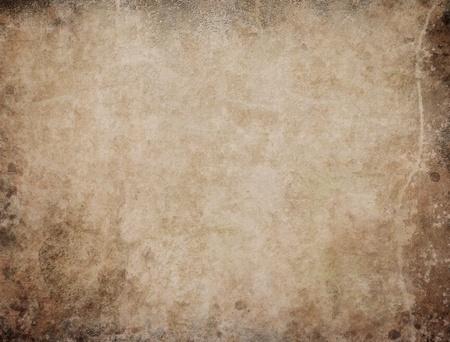 Grunge sepia wall texture