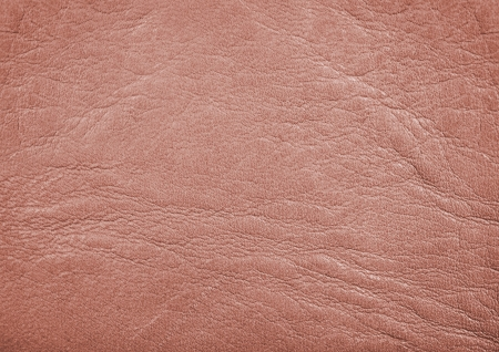 Natural pink leather texture  photo