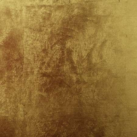 bronze texture: Shiny textured background painted in gold