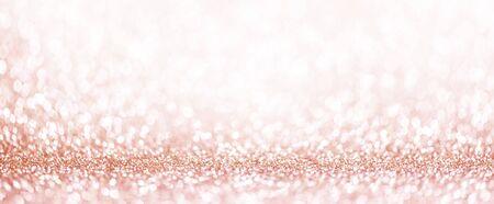 Light pink Pastel blur glitter abstract wallpaper