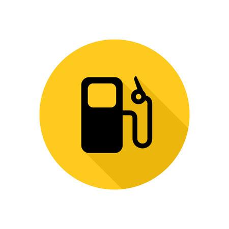 gas icon: Gas icon Illustration