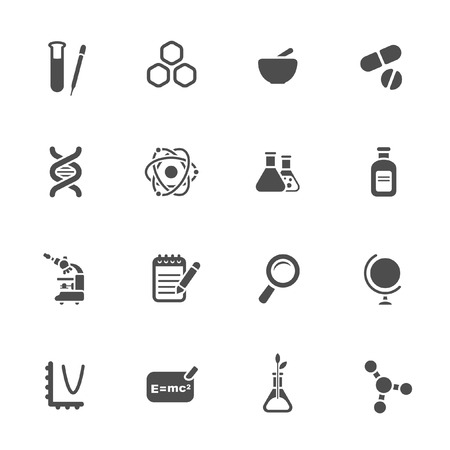 neutrons: Science theme icons