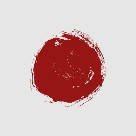 日本の抽象記号  イラスト・ベクター素材