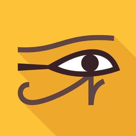 third eye: Egyptian symbol