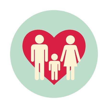 family members: Family icon