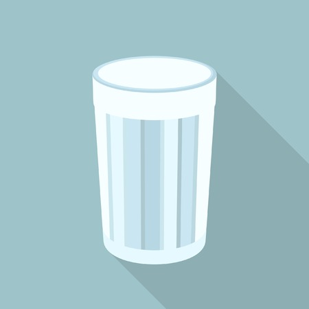melchior: Thick glass tumbler Illustration