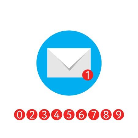 Email icon Çizim