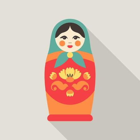 muñecas rusas: Muñeca rusa