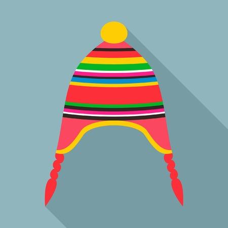 lame: Winter cap Illustration