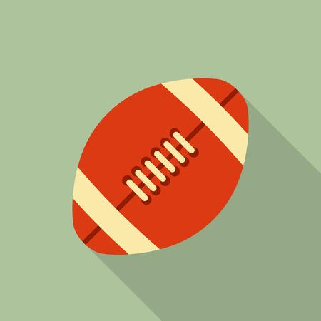 Football vector icon Vettoriali