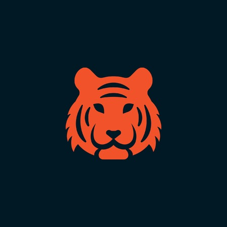 Tiger icon Stock Vector - 40074947