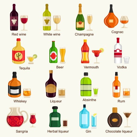 irish symbols: Alcohol drinks
