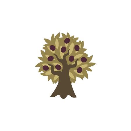 eden: olive tree Illustration