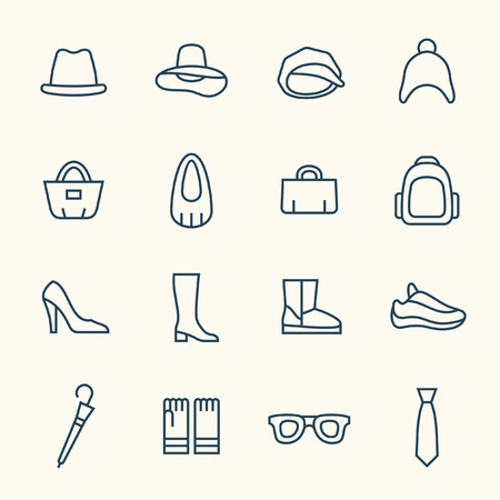 category: Accessories icons