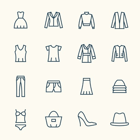 woman wearing hat: clothes icons