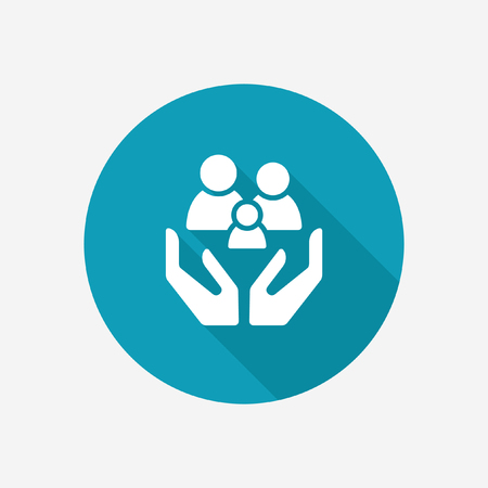 graphic icon: family icon