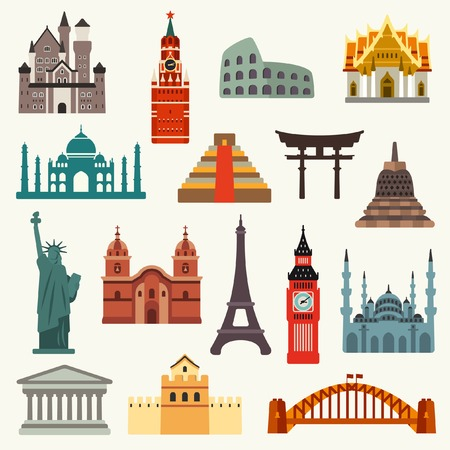 itza: world landmarks