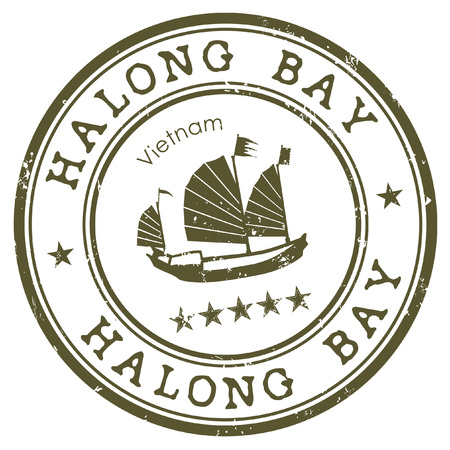 the bay: halong bay
