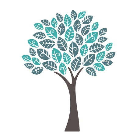 arbol de la vida: decorativo árbol