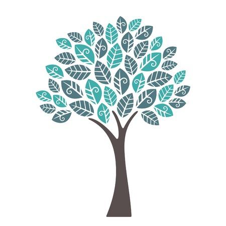 arbol genealógico: decorativo árbol