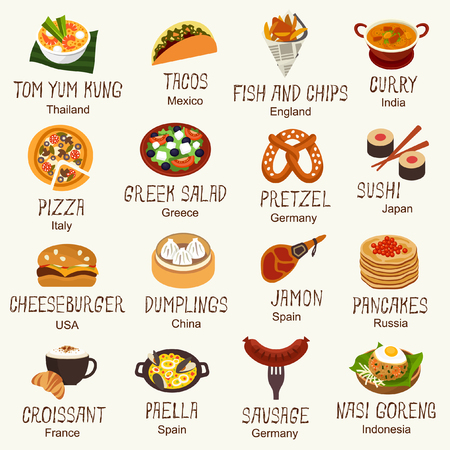 gıda: Dünyaca ünlü gıda