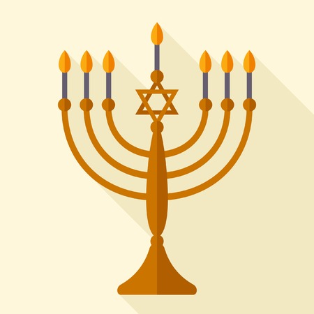 jews: menorah