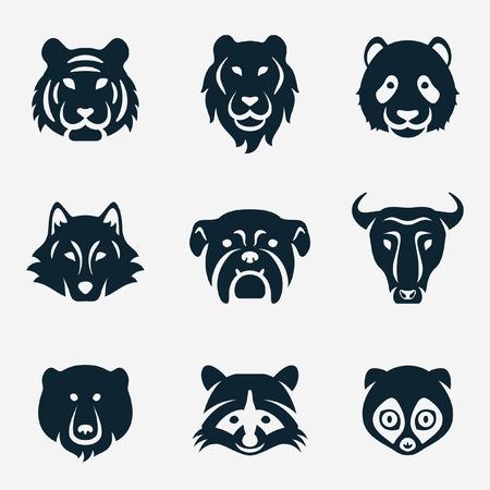 dier gezicht