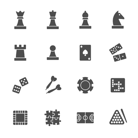 game icons Illustration